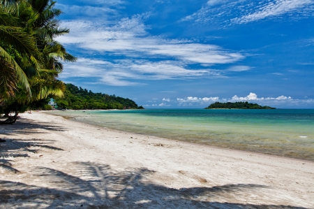 The island of Koh Chang in Thailand  Stock Photo - 13803458