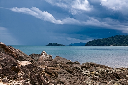Island of Koh Chang in Thailand Stock Photo - 16404998