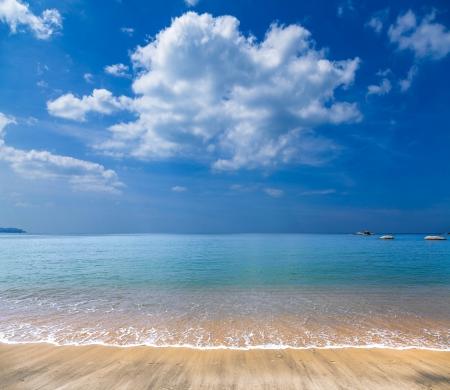 scenical: Beautiful sea landscape