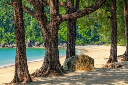 Khao Lak beach photo