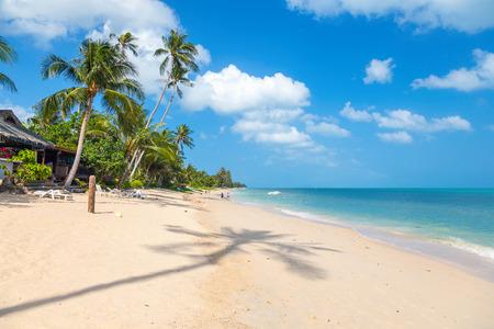 Bang Po Beach in Koh Samui, Thailand Stock Photo