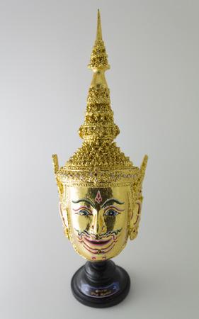 of miniature: Rama Miniature Mask