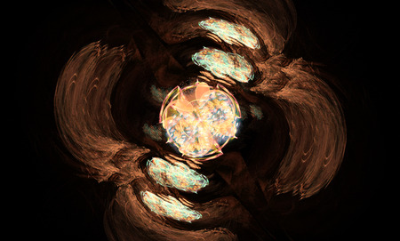 fractals: abstract computer generated fractal design. A fractal is a never-ending pattern. Fractals are infinitely complex patterns that are self-similar across different scales.