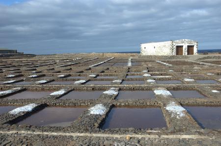 fuerteventura: Fuerteventura, sea salt Stock Photo