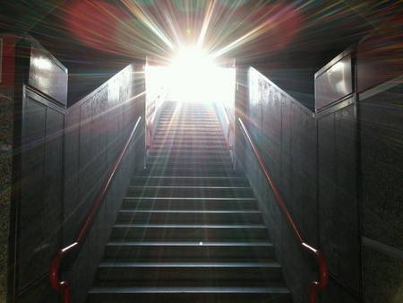 hope: Light at the end of the climb