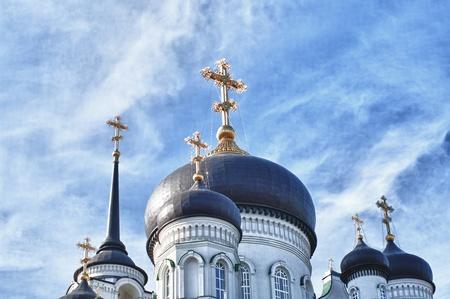 voronezh: Blagovezhensky Cathedral in Voronezh, Russia