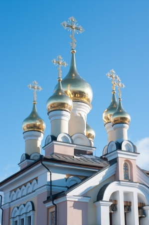 amaranthine: Chapel of Our Lady Amaranthine Color, Moscow, Russia