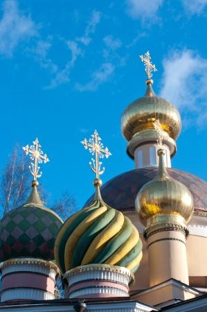 ortodox: Ortodox Church of the Transfiguration, Peredelkino, Russia