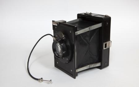 Antique vintage old camera