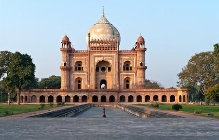Safdarjungs Tomb, New Delhi, India