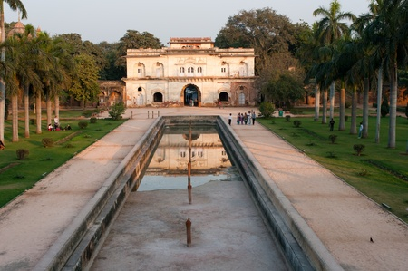 Safdarjungs Tomb, New Delhi, India