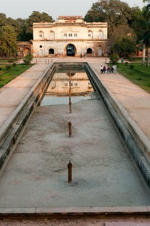 prayer tower: Safdarjungs Tomb, New Delhi, India