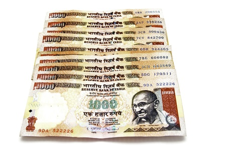 Indian currency photo