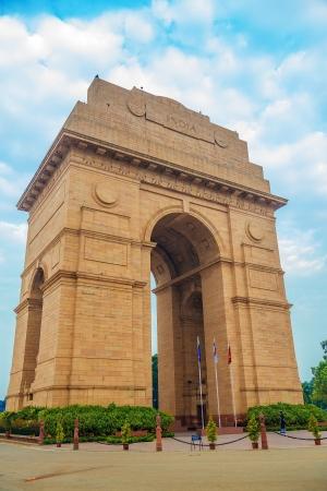 monument in india: India gate memorial monument