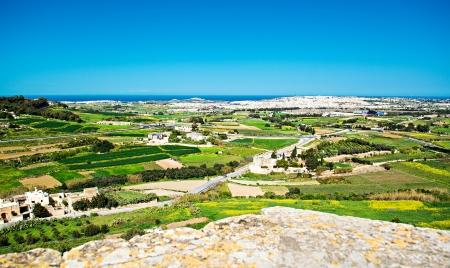 Malta Countryside  landscape