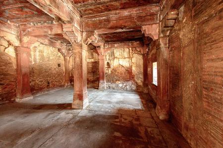 fatehpur: Ancient city of Fatehpur Sikri, India Stock Photo
