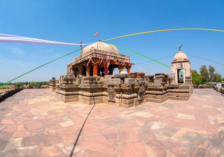 baori: Harshat Mata Hindu Temple, India