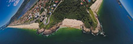 Paradise beach background.