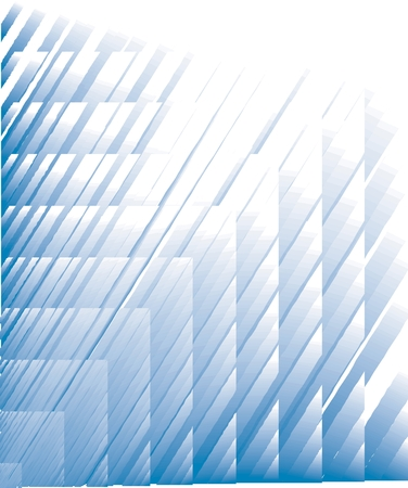 blue abstract diagonal lines