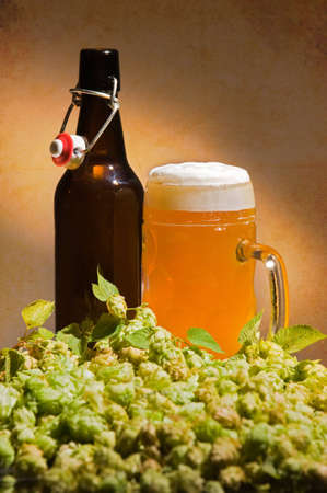 Hops and Beer photo