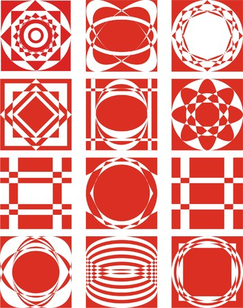Design elements Stock Vector - 3294206