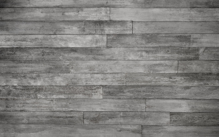 Rough vintage grey wood plank  foor or wall background Banco de Imagens
