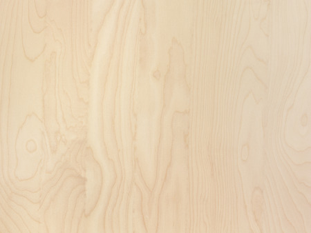 Subtle light brown tan smooth birch wood grain abstract background surface 免版税图像 - 99356219