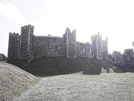 Ancient British Castle