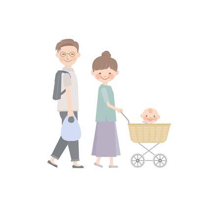 Parenting Generation Walk 1