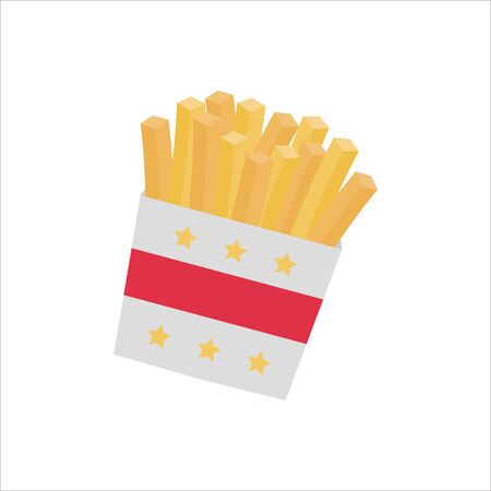 French fries (stalls and event menus)