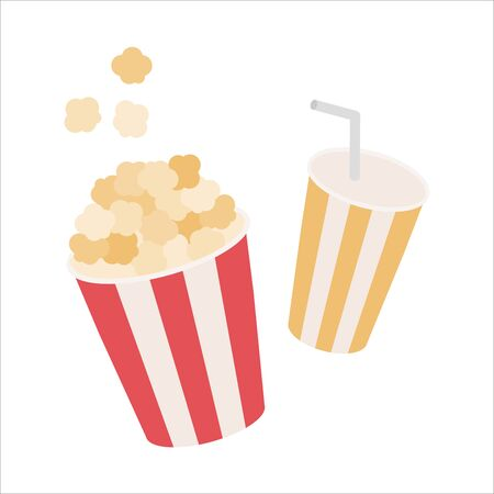 Popcorn and drinks (stalls and event menus)