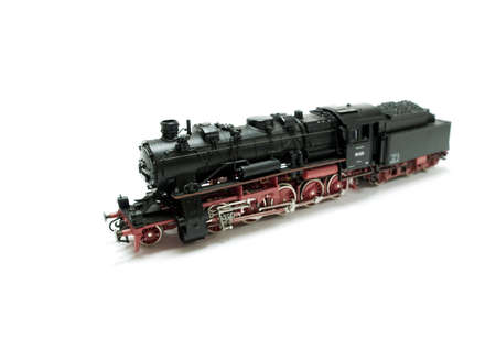 smut: Steam Engine BR 58