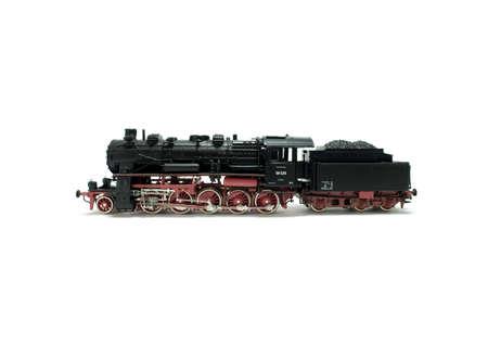 br: Steam Engine BR 58