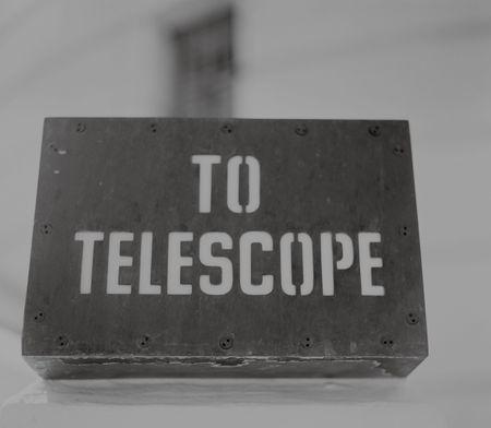 망원경 기호