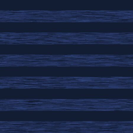 Navy Marl Heather Striped Seamless Vector Pattern