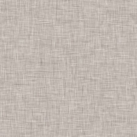 Natural linen seamless pattern texture beige brown 矢量图像