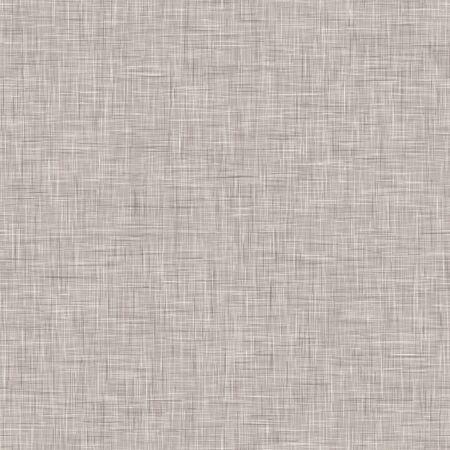 Naturleinen nahtlose Mustertextur beigebraun