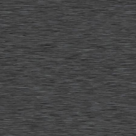 Nahtloses Vektormuster mit schwarzer Mergel-Heide-Melange