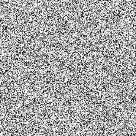 Statisches Rauschen schlechtes Signal Fernsehbildschirm nahtloses Muster