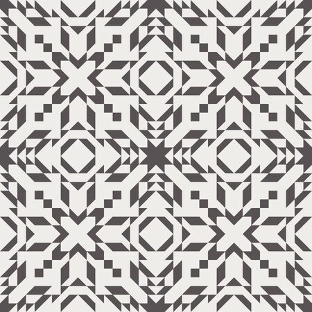 Seamless kilim swatch design in brown and cream