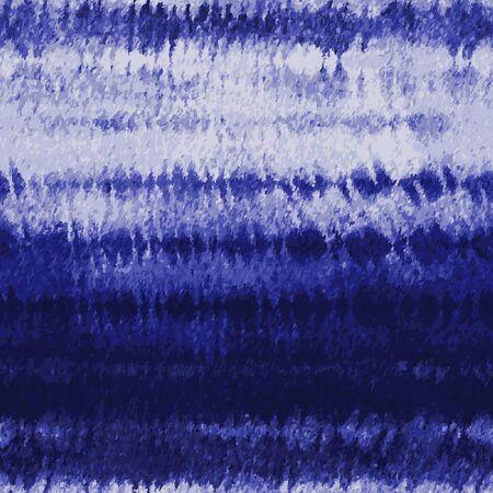 Unnatural digital ombre tie dye seamless pattern 向量圖像
