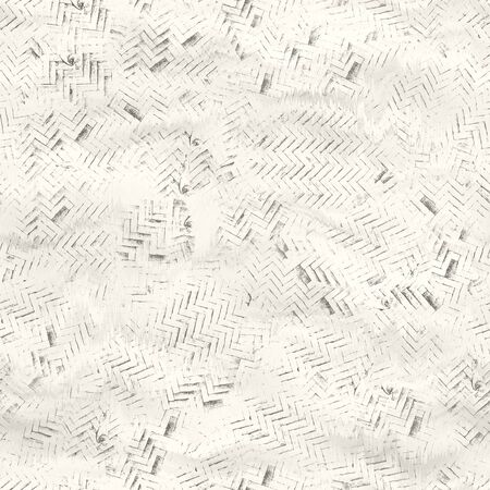 Tan and cream worn messy grungy seamless pattern Foto de archivo