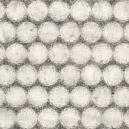 Tan and cream worn messy grungy seamless pattern