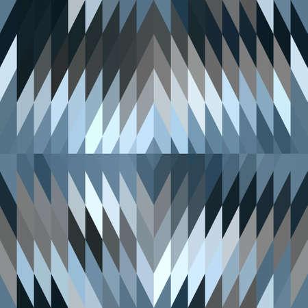 Vivid degrade blur ombre kilim geo vector swatch