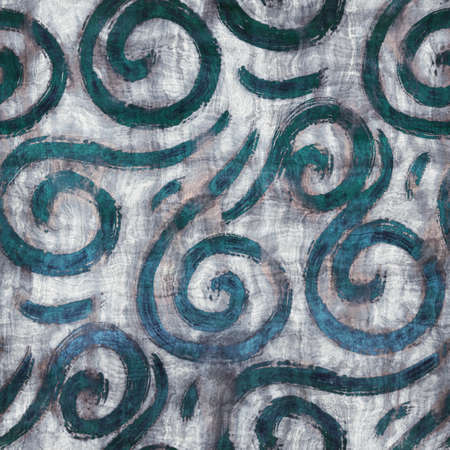 Seamless blue texture grungy repeat pattern swatch