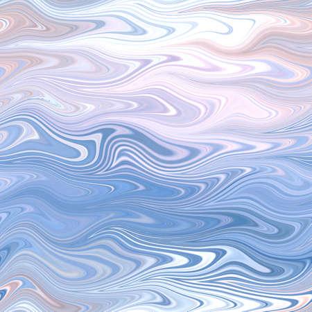 Seamless marble wet ripple wavy fluid pattern