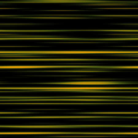 Seamless light trail pattern on black background