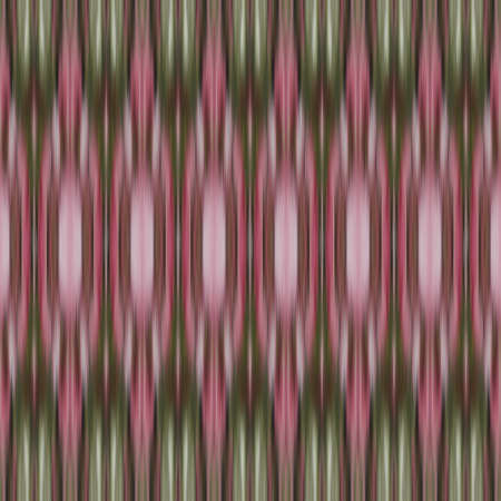 Ikat Abstract Blur Seamless Pattern Ethnic Swatch