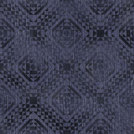 Seamless patterned denim jean for repeat print Zdjęcie Seryjne