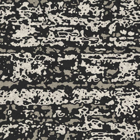 Seamless funky grungy pattern motif for print